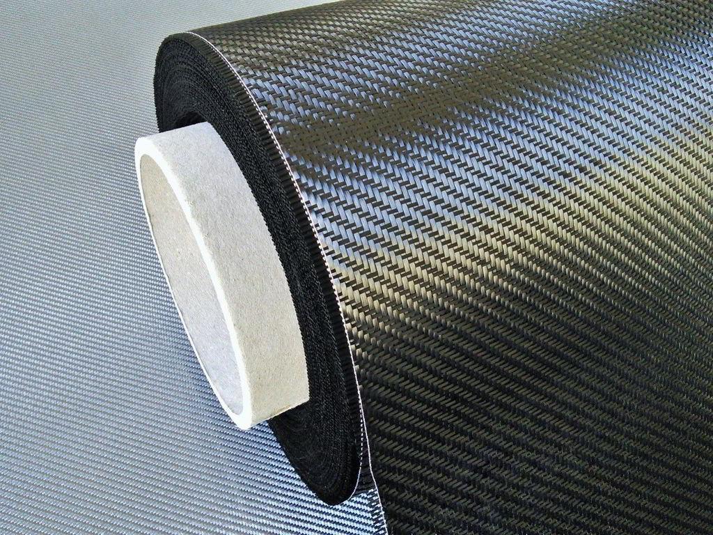 Carbon fiber fabric <br> C160T2