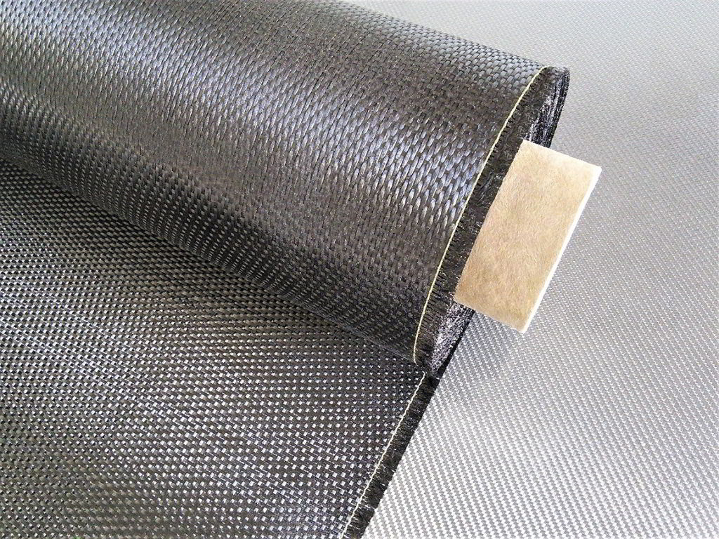 Stabilized carbon fiber fabric<br>C371S5s