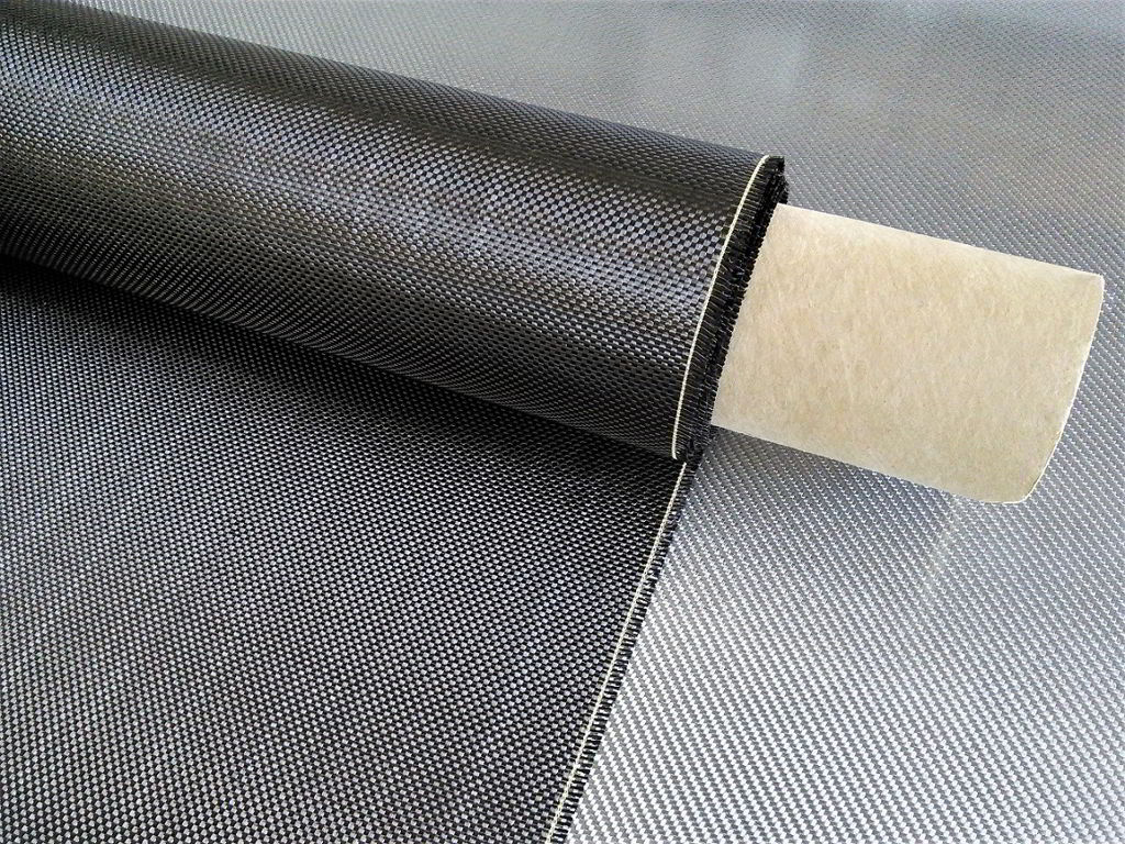 Carbon metal-wire fabric<br> CM300P