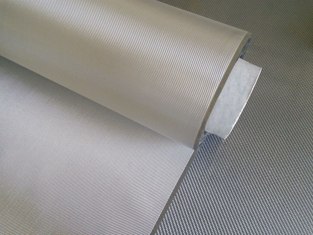 Fiberglass aluminum fabric <br> GA200T2