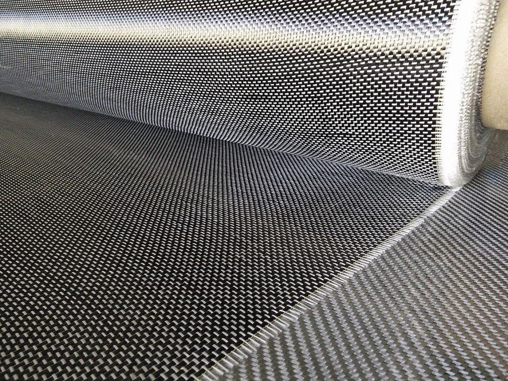 Tissu de carbone <br> C125U