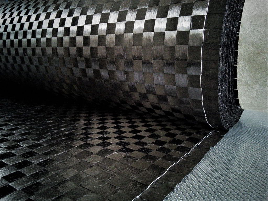 Carbon fiber fabric <br> C165P