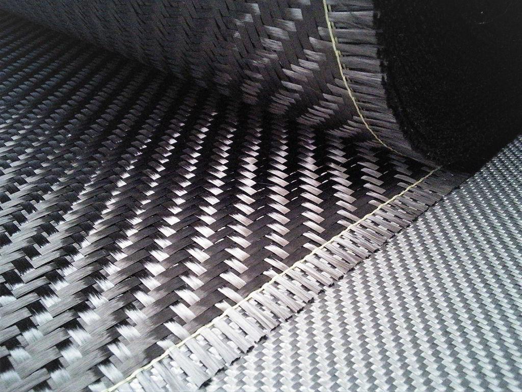Tissu de carbone <br> C380T2