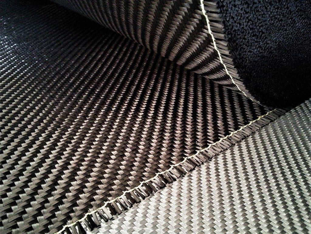 Carbon fiber fabric <br> C384T2