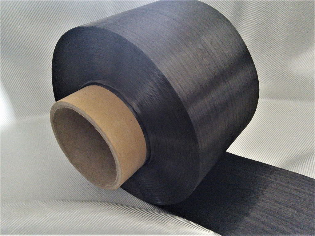 Carbon fiber tape roll<br> Width 20 cm<br> TC200U20