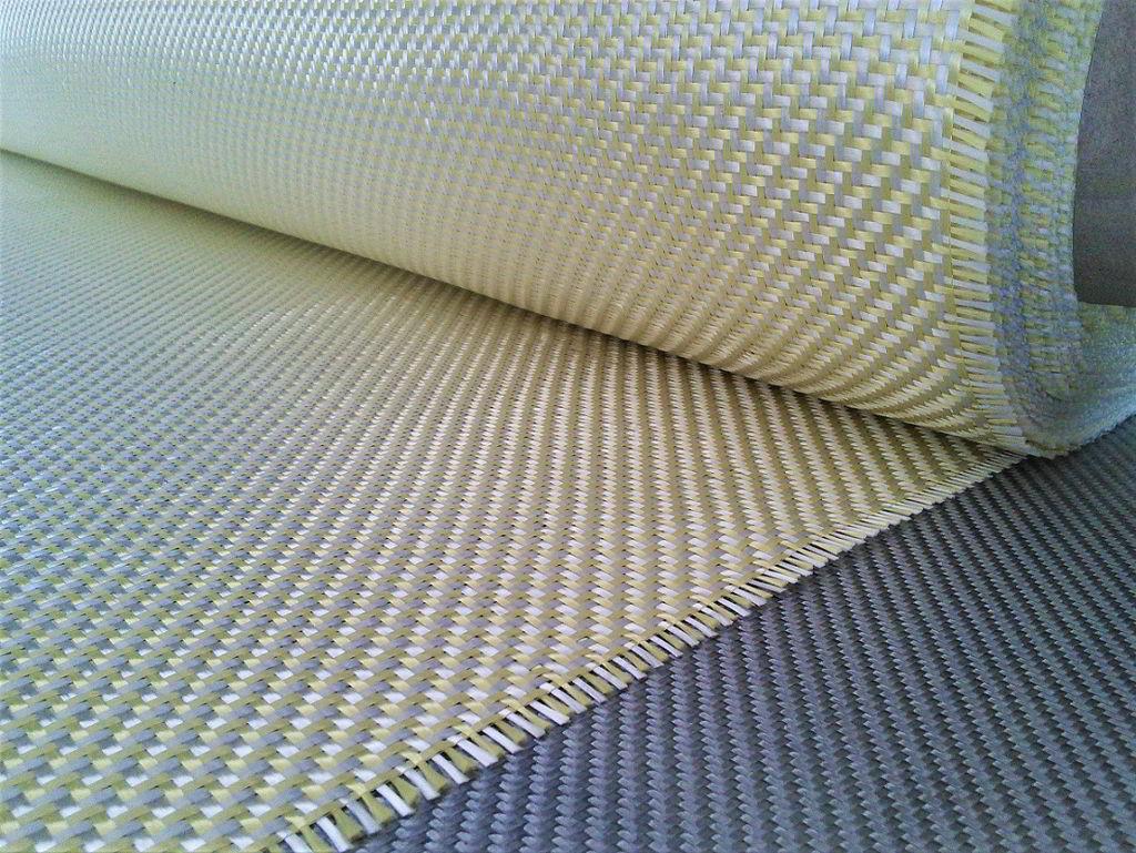 Aramid fiberglass fabric <br> KG390T2