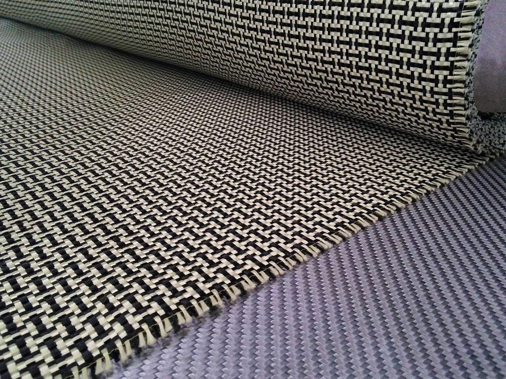 Aramid polyester fabric <br> KP185P