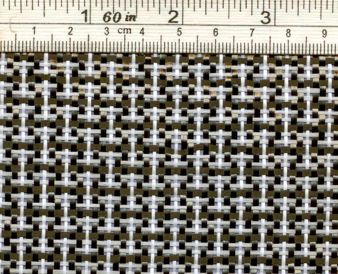 Carbon Innegra fabric <br> CI152P