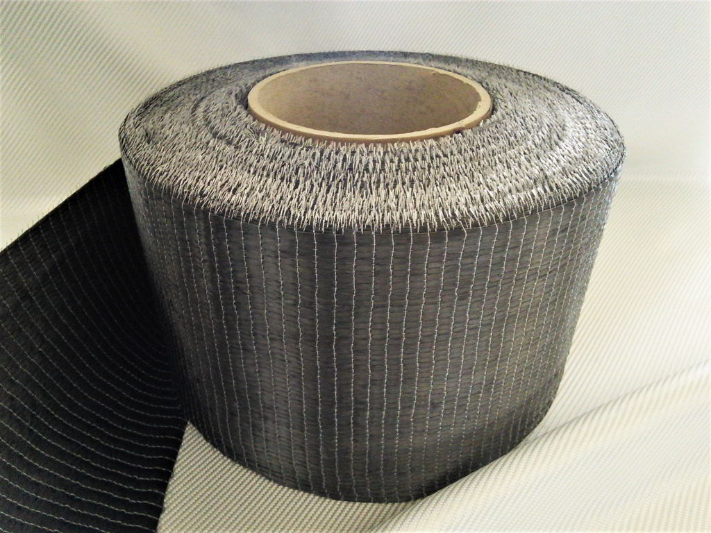 Carbon fiber tape roll<br> Width 20 cm<br> CT1021U20