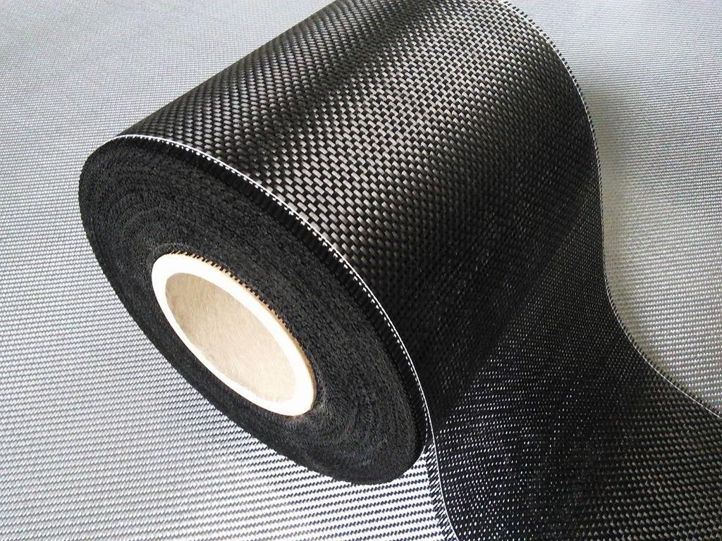 Bande de fibre de carbone<br>Largeur 17 cm<br>TC160P17