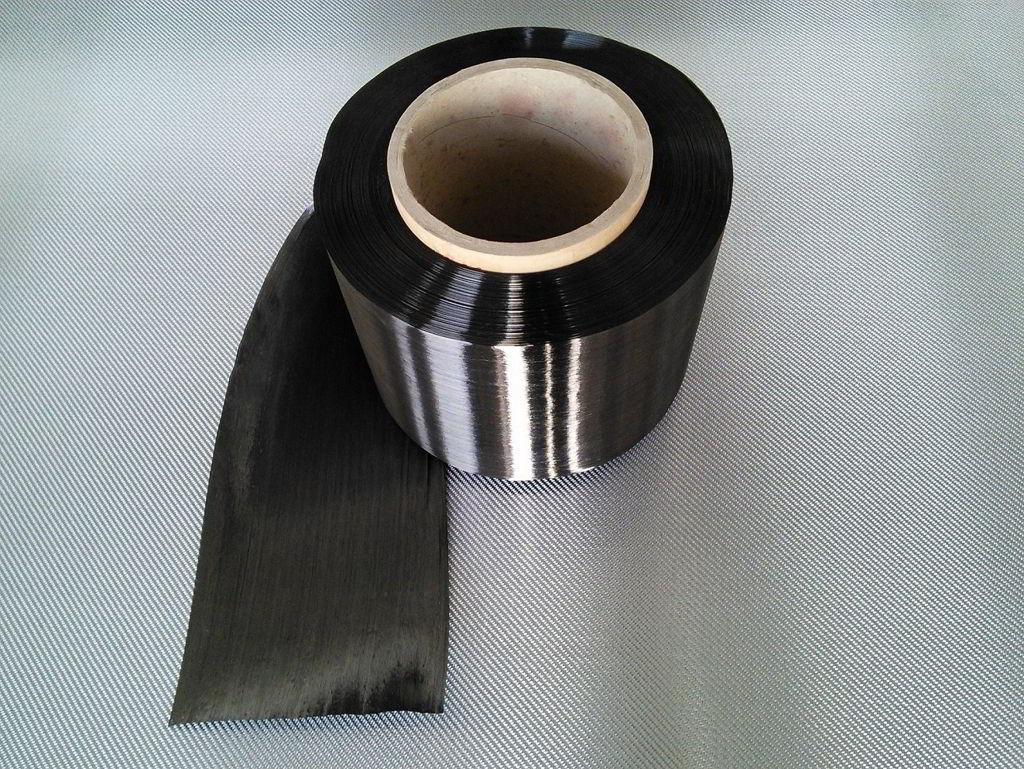 Carbon fiber tape roll<br> Width 20.3 cm<br> TC75U20