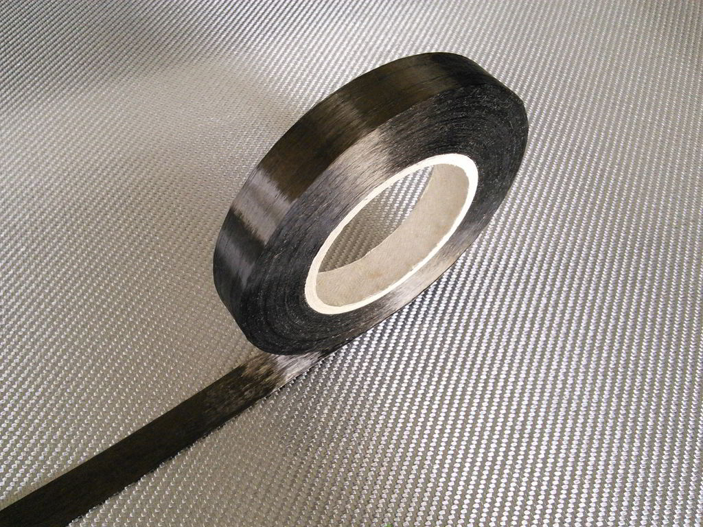Carbon Fiber Tape Roll 2cm