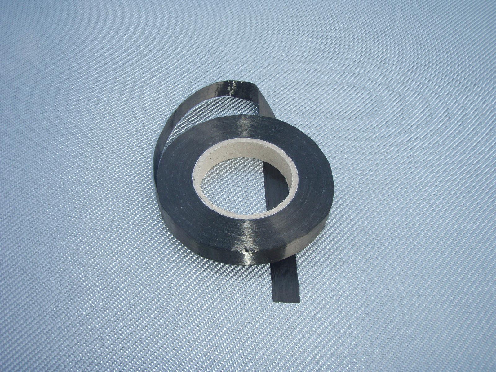 Carbon fiber tape roll<br> Width 2 cm<br>TC80U02