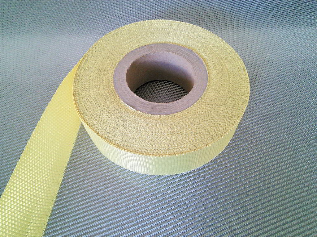 Bande de fibre de aramide<br>Largeur 5 cm<br>TK170P05