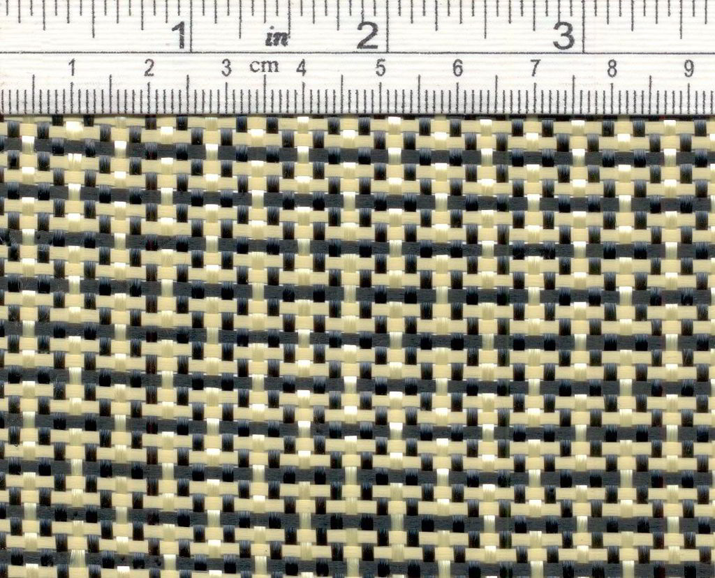 Aramid polyester fabric <br> KP185P