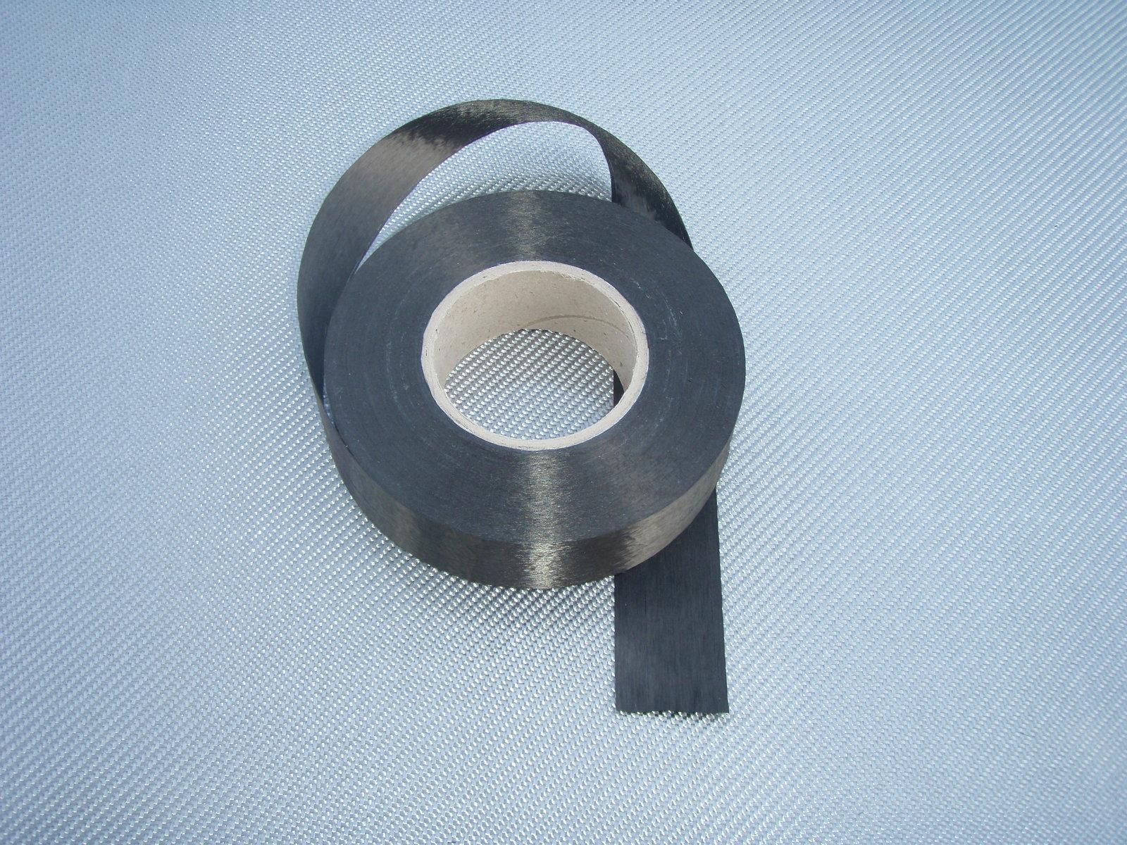 Carbon fiber tape roll<br> Width 4 cm<br>TC80U04