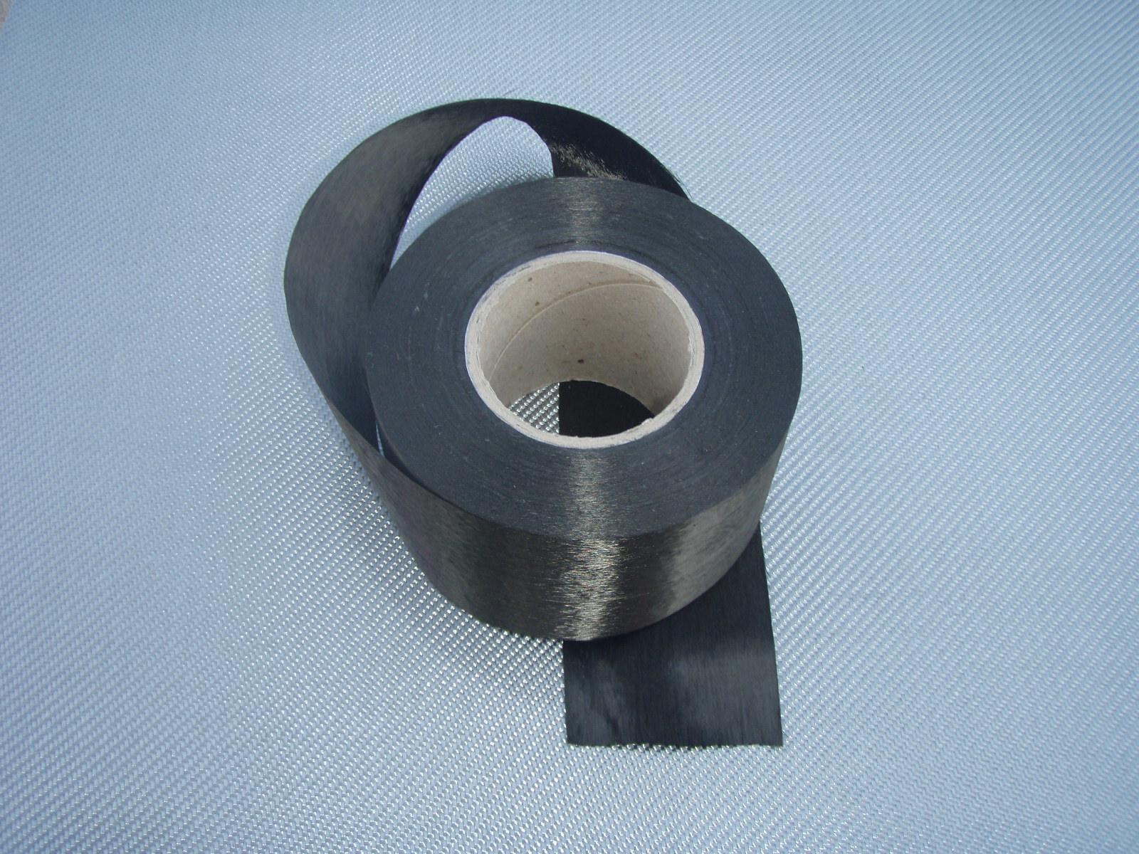 Carbon fiber tape roll<br> Width 8 cm<br> TC80U08
