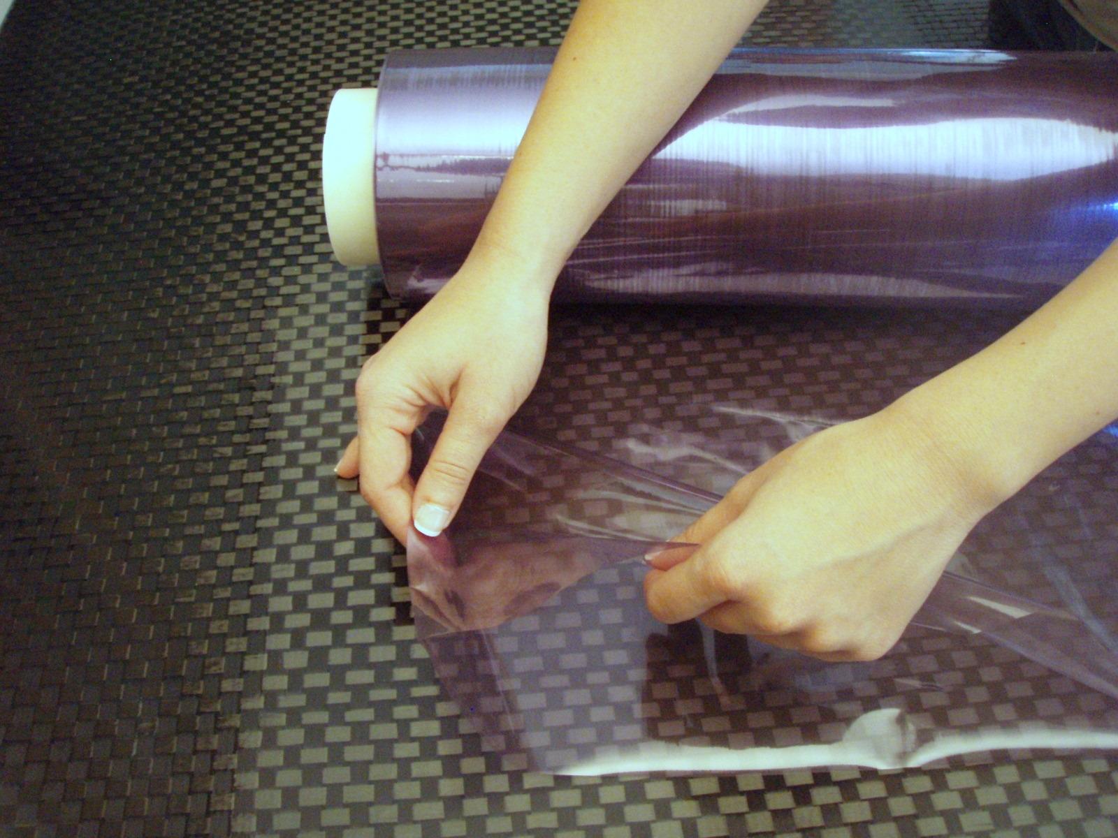 Tubular vacuum film <br> VC91