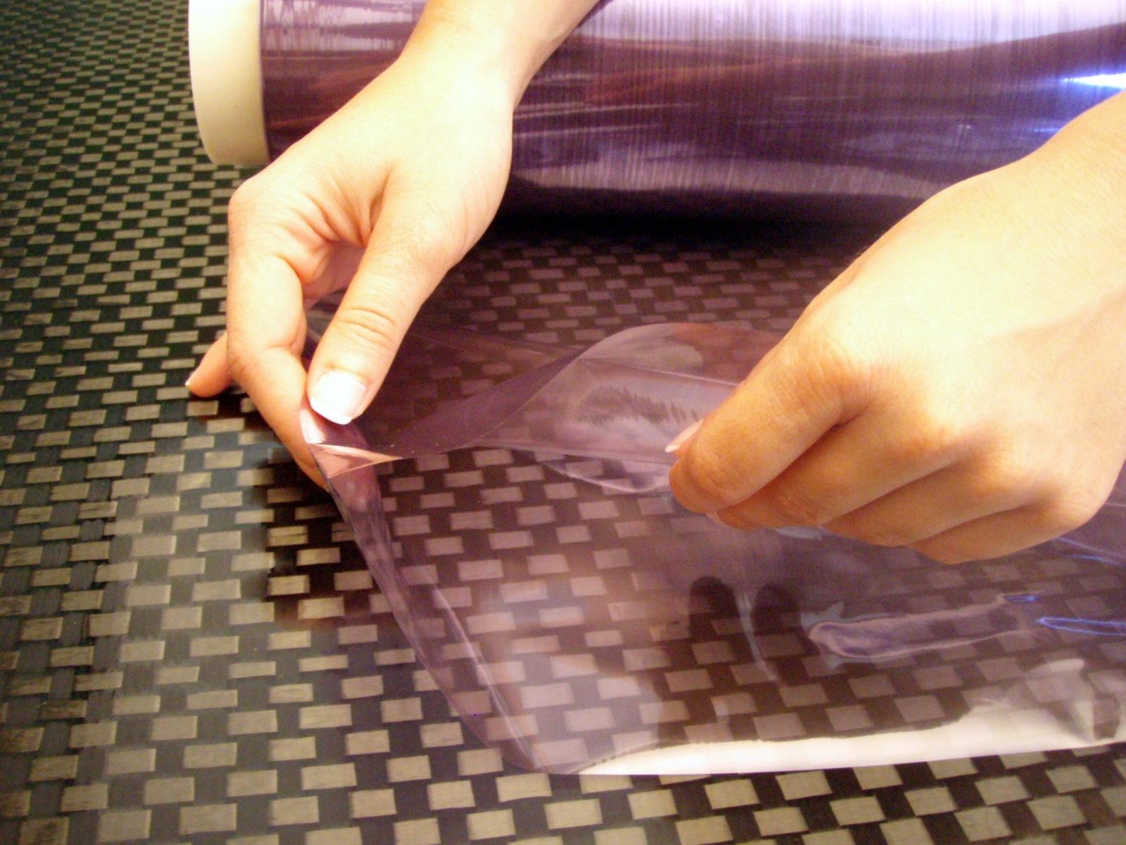 Tubular vacuum film <br> VC46