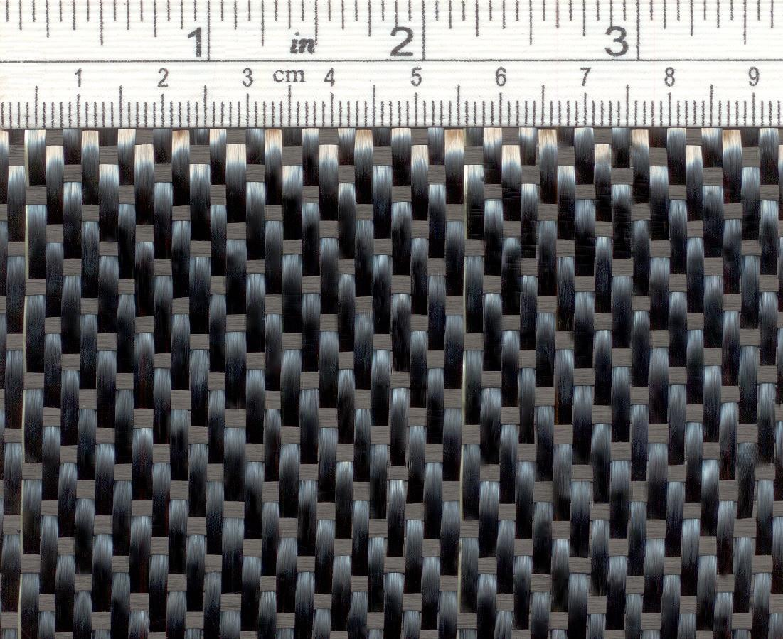 Stabilized carbon fiber fabric<br>C371S5s